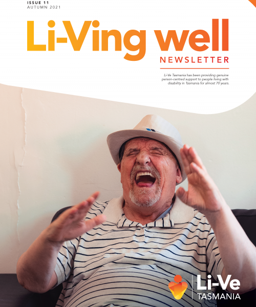 Li-Ving well - issue 11, autumn 2021